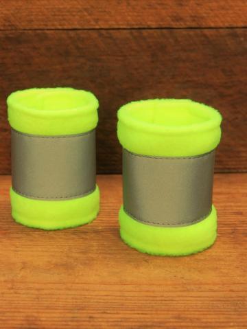 Reflexbandagen Minishetty neongelb