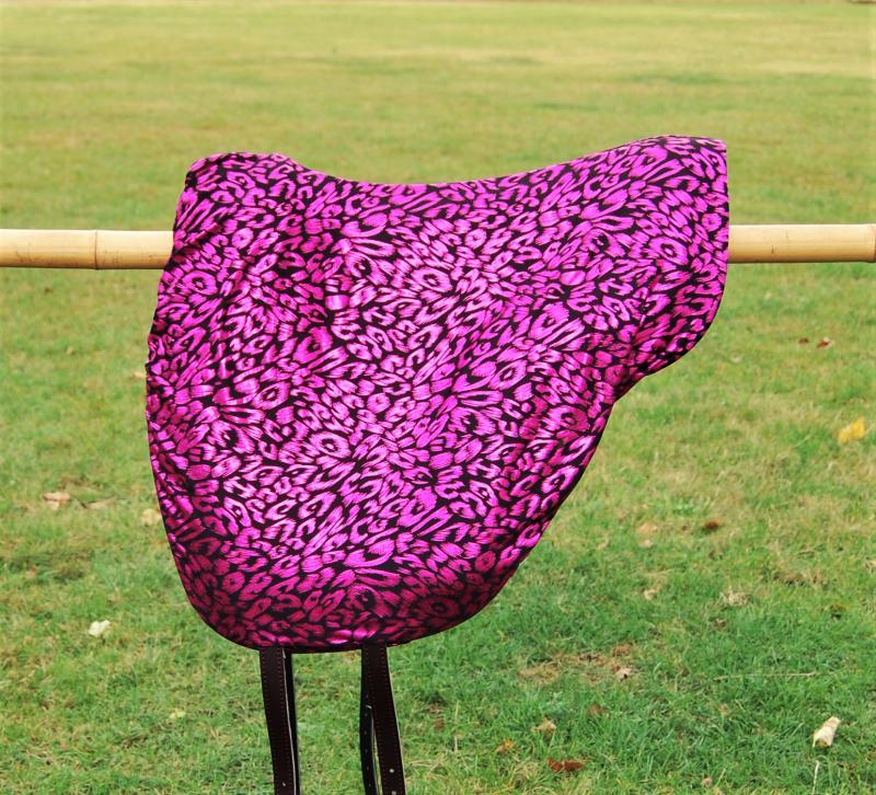 Schonbezug Brockamp Reitpad in pink