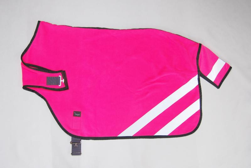 Fleece Walker Shetty neonpink