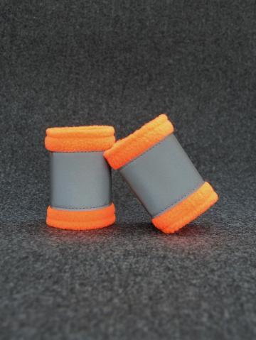 Reflexbandagen Minishetty neonorange